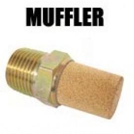 1/2 NPT Muffler