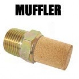3/8 NPT Muffler