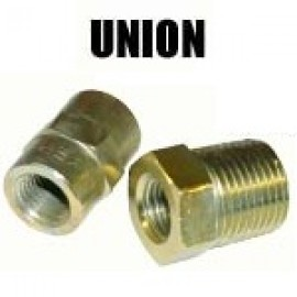 1/2M to 1/4F Union Reducer
