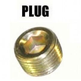 1/2 Plug