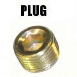 3/4 Plug