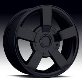 Silverado 1500 SS 22x10 Satin Black