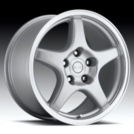 Corvette C4 ZR1 - Silver