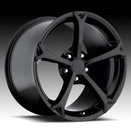Corvette C6 Grandsport 19x10 Black
