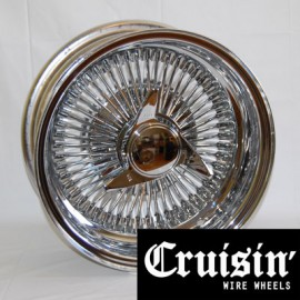 "24""X10"" : (4) Chrome STD"