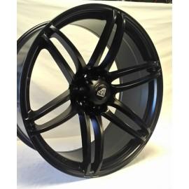 6007 - 24''X 10 MATTE BLACK