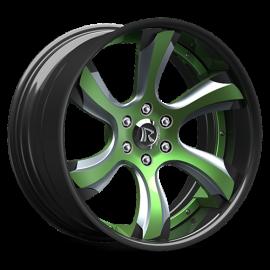 6Gs - Concave (CONCAVE) GREEN