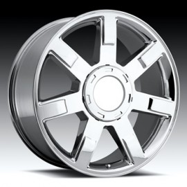 Cadillac Escalade 20x9 Chrome