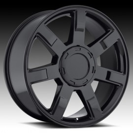 CADILLAC ESCALADE 22x9 Gloss Black