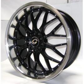 G503 18''X8 BLACK