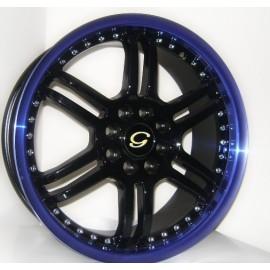 G602 - 17''X 7 BLUE