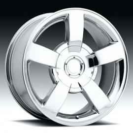 Silverado 1500 SS 22x10 Chrome