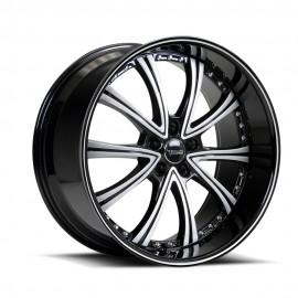 Black Di Forza - BM1 Brossé Chrome
