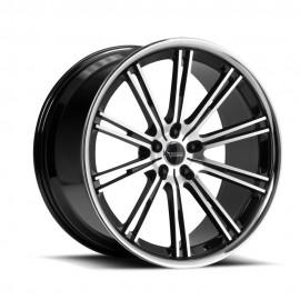 Black Di Forza  - BM3 Machined Black & Chrome