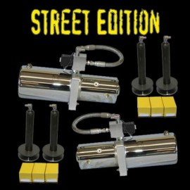 2 Pump Front & Back Kit - STREET