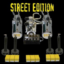 3 Pumps Front & Back Kit - STREET